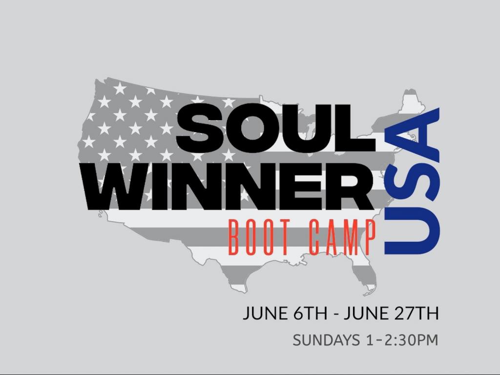 Soul Winner Bootcamp