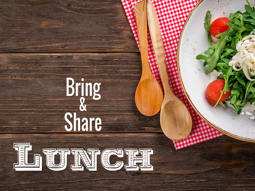 Bring & Share Lunch & Baptism