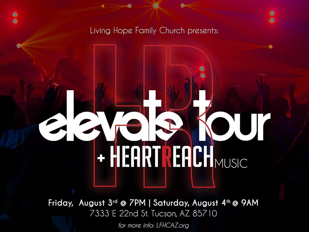 Elevate Tour + HeartReach Music