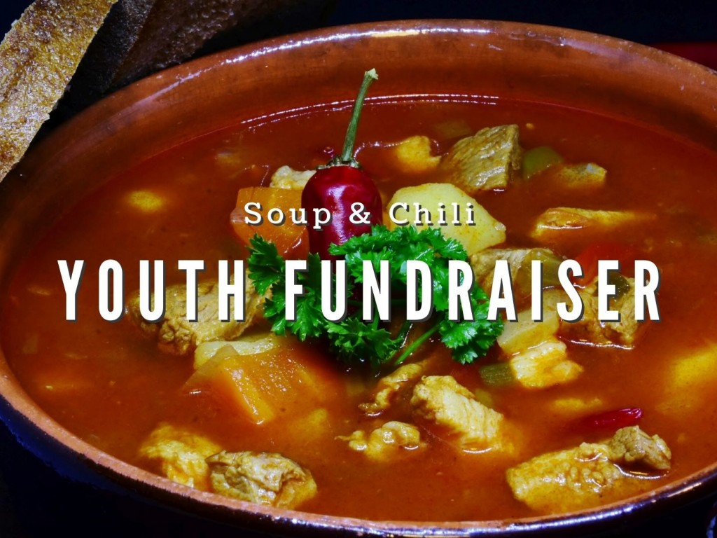 Soup & Chili Youth Fundraiser