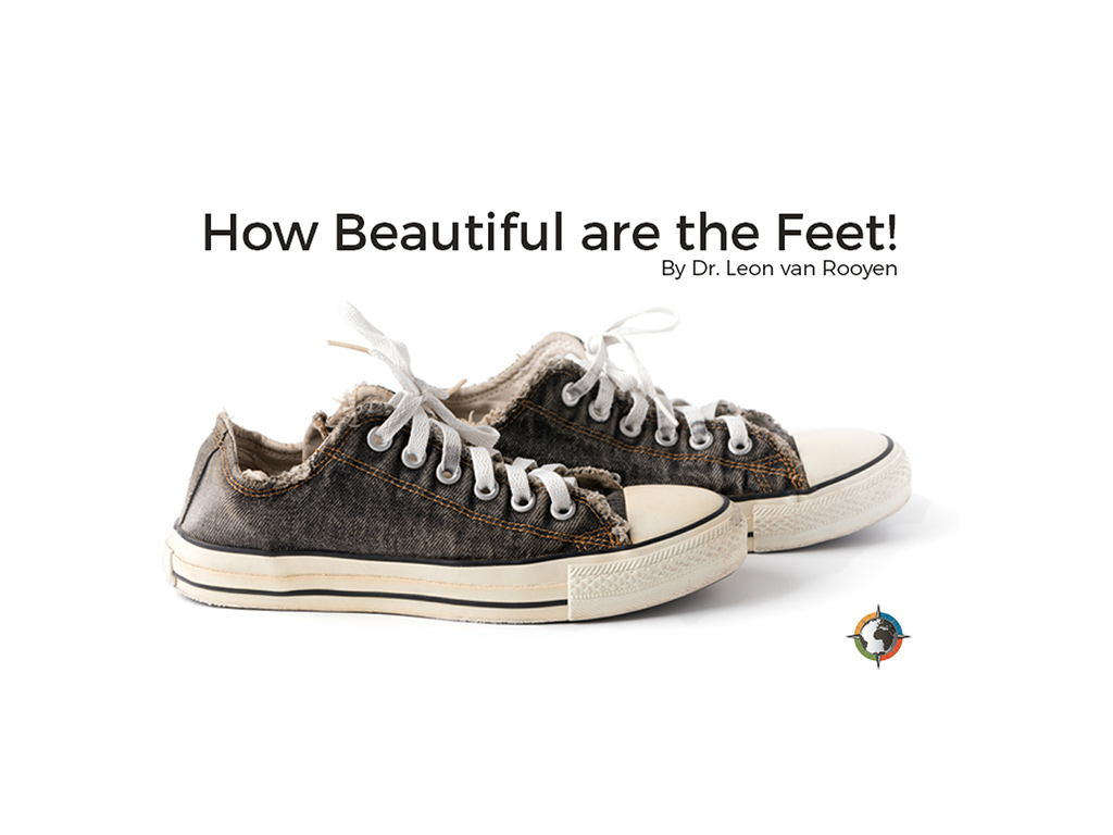 How Beautiful are the Feet!