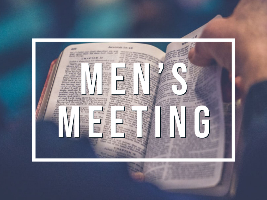 Men's Meeting