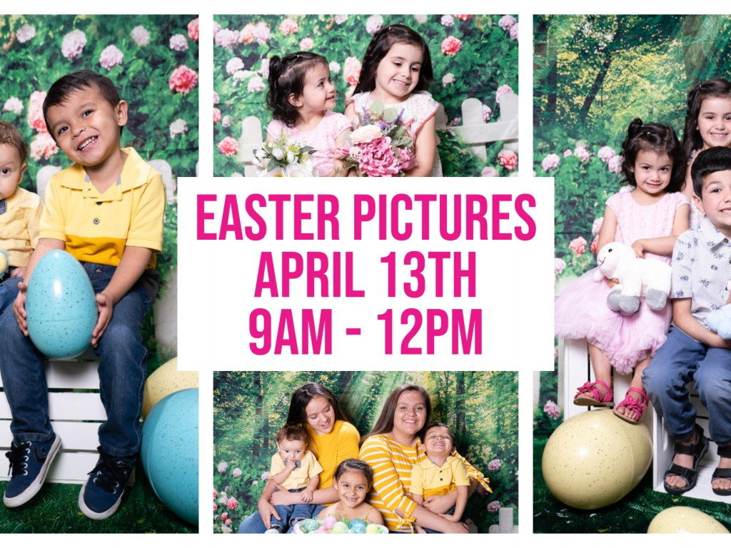 Free Kid's Easter Pictures