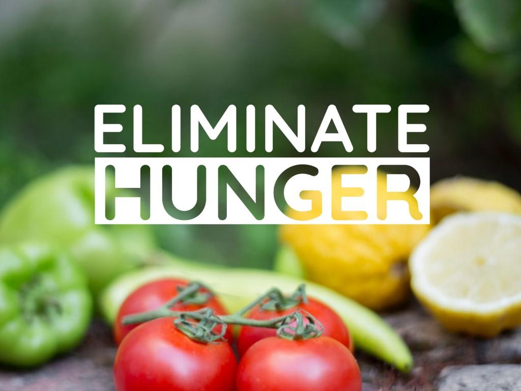 CANCELED: Eliminate Hunger