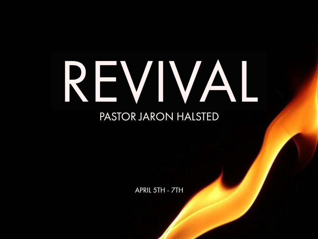 Revival Meetings - Session 1