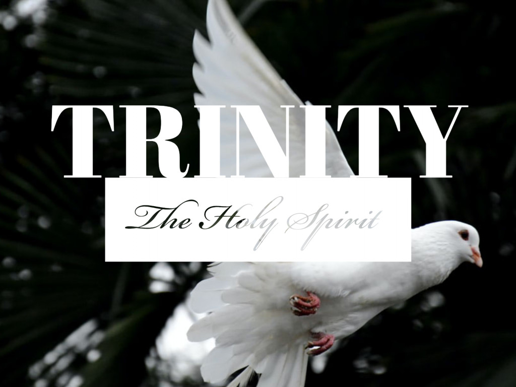 Trinity - The Holy Spirit