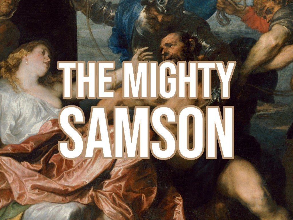 The Mighty Samson
