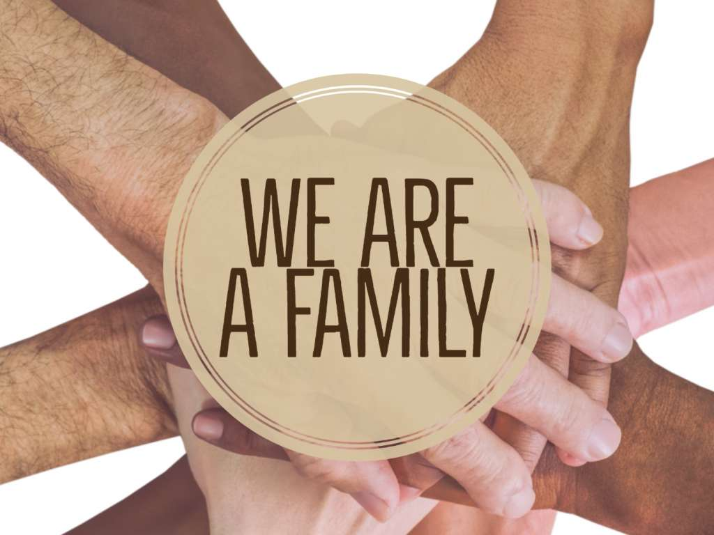 Who We Are - We Are Family